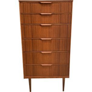 Vintage chest of drawers by Frank Guille for Austinsuite London 1960s