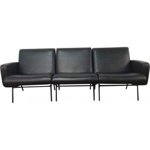 Breda vintage sofa by Pierre Guariche 1960