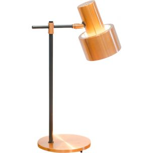 Vintage desk lamp by Jo Hammerborg for Fog & Mørup Lento
