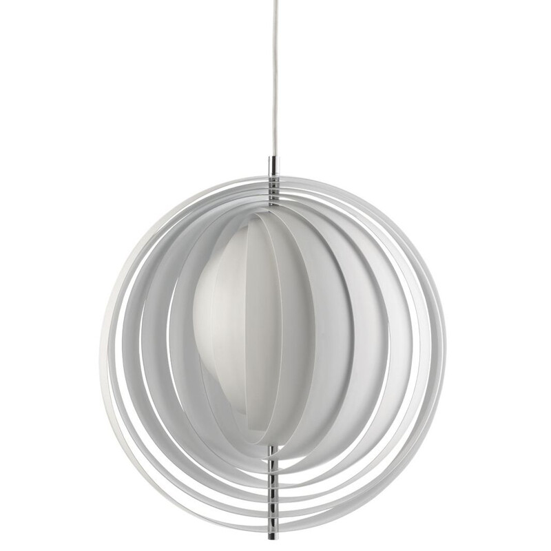 """Moon medium"" pendant lamp by  Verner Panton for VERPAN"