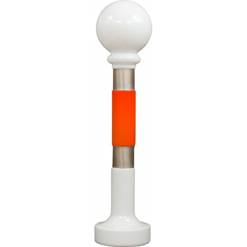Vintage floor Lamp in Murano glass by Carlo Nason for Mazzega 1970s