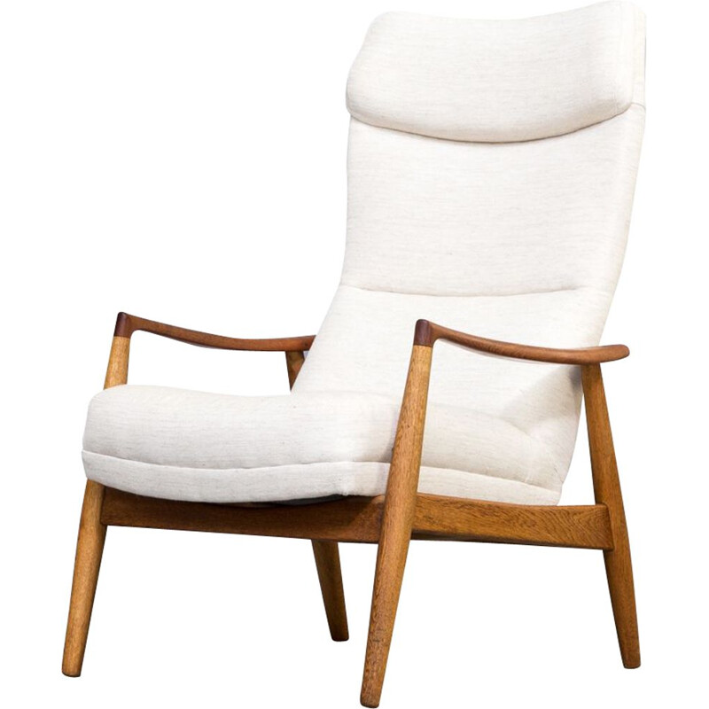 Vintage Madsen and Schubell Tove armchair for Bovenkamp