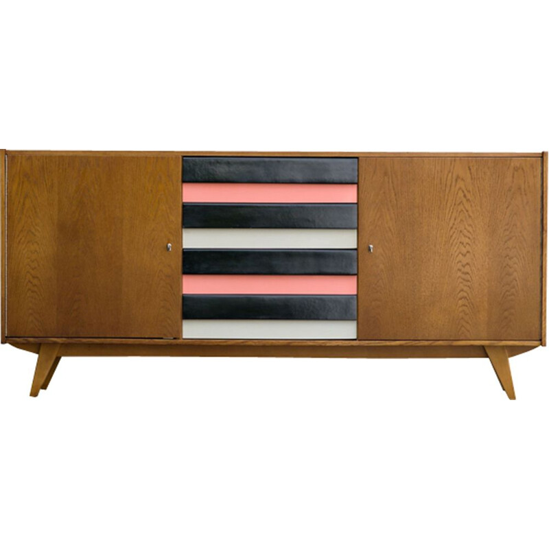 Vintage sideboard model U 460 by Jiri Jiroutek for Interier Praha