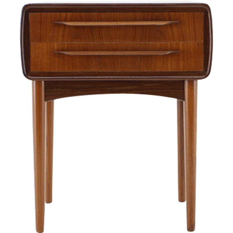 Vintage chest of drawers in teak by Johannes Andersen 1960