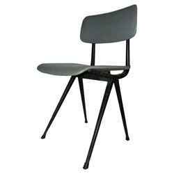 """Chair """"Result"""", Friso KRAMER and Wim RIETVELD - 1960s"""