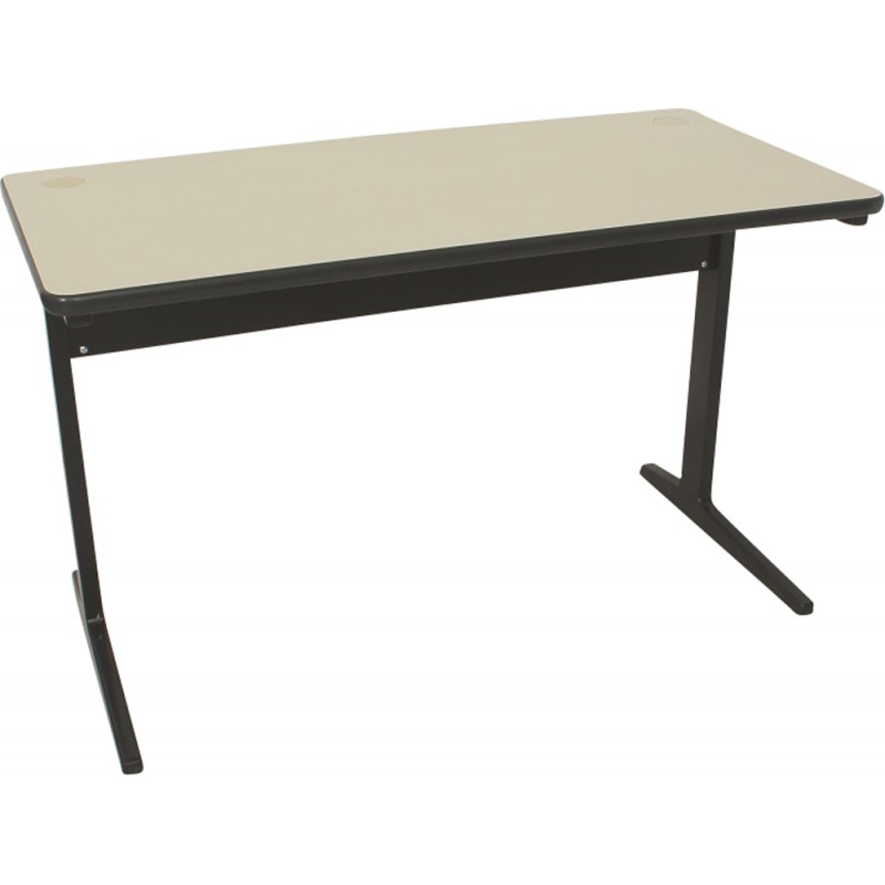Herman Miller Wooden And Metal Desk, Robert PROPST   1950s