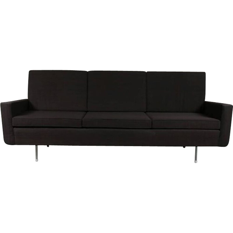 Vintage Florence Knoll 25 BC sofa for Knoll USA 1950