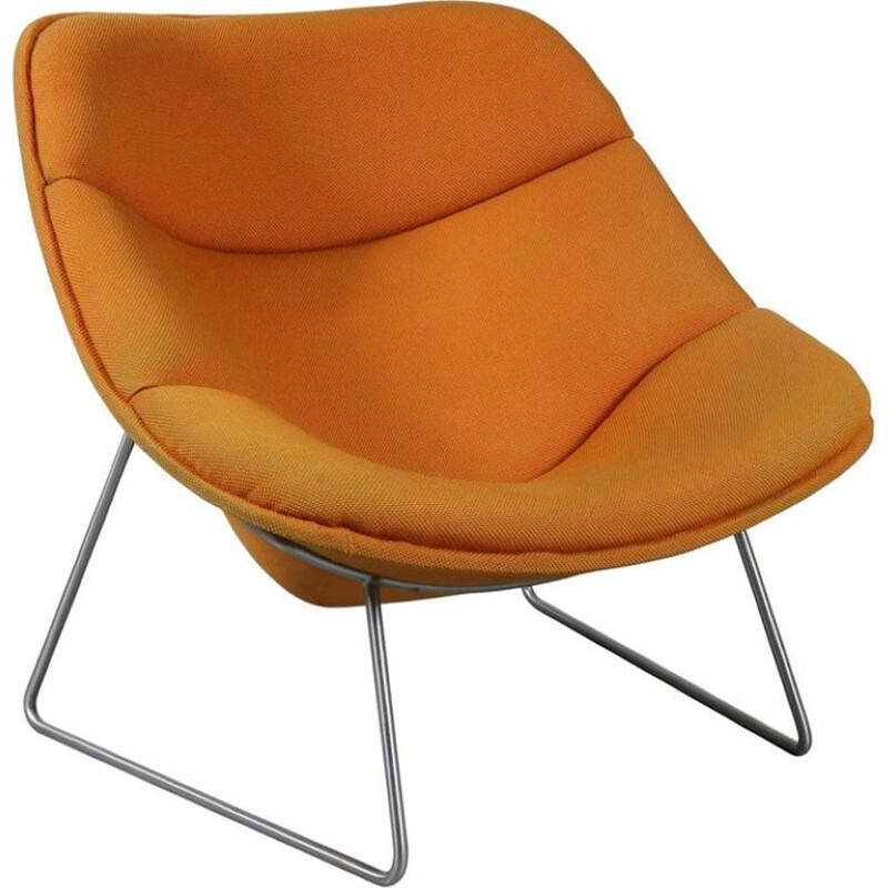 Vintage Chair F558 by Pierre Paulin for Artifort, 1963