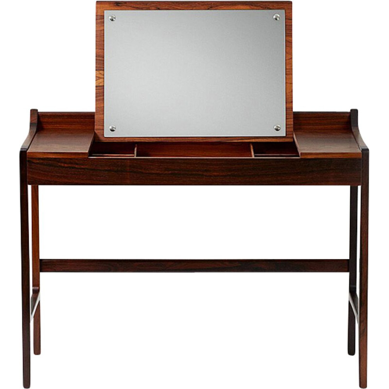 Vintage dressing table in rosewood Denmark 1960s