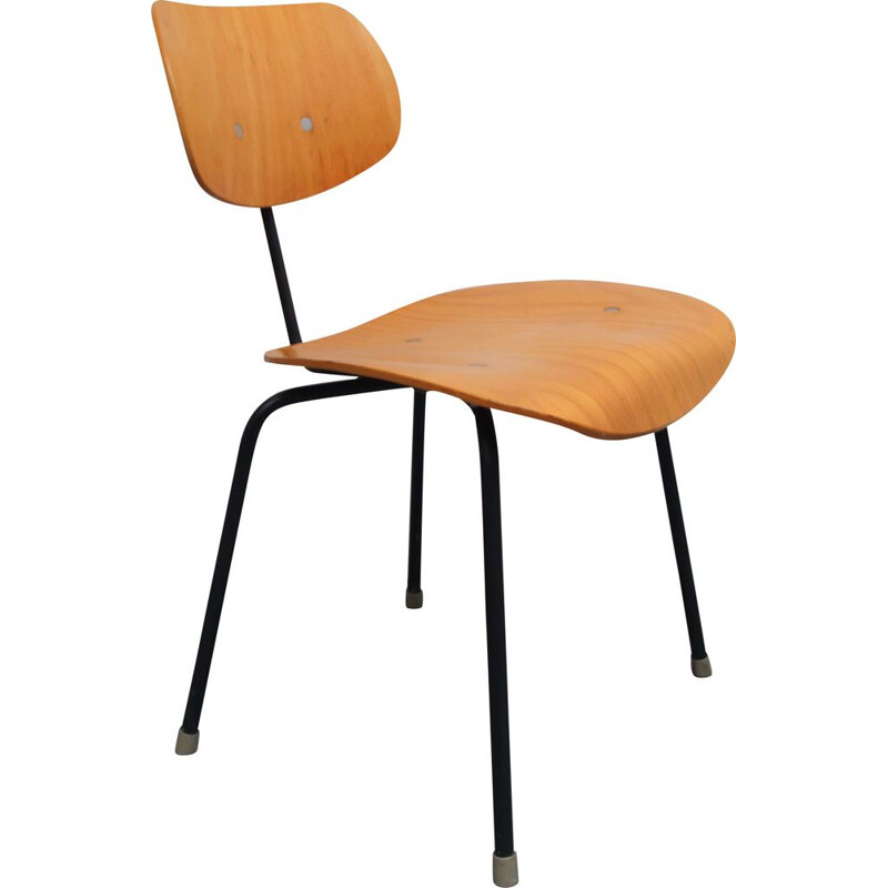 Vintage SE68 chair by Egon Eiermann 1960