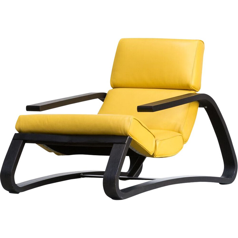 Vintage lounge chair by Marconato & Zappa,1990