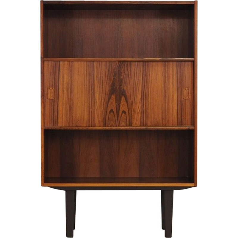 Vintage rosewood bookcase by Niels J. Thorsø, 1960