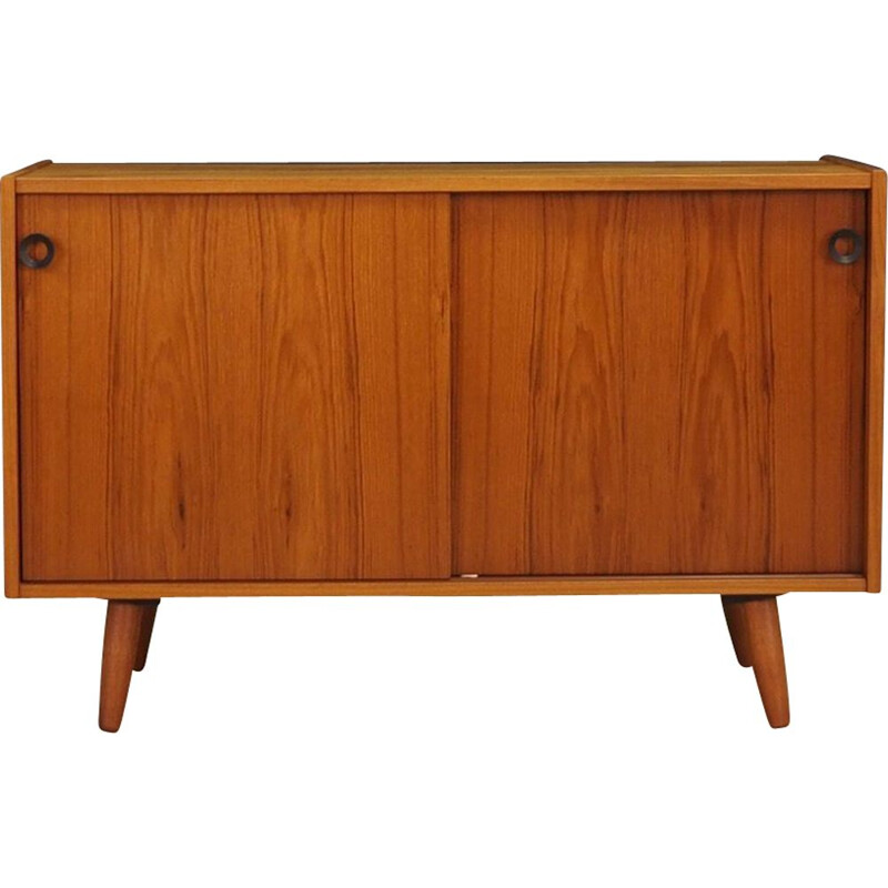 Vintage danish chest of drawers in teak 1960