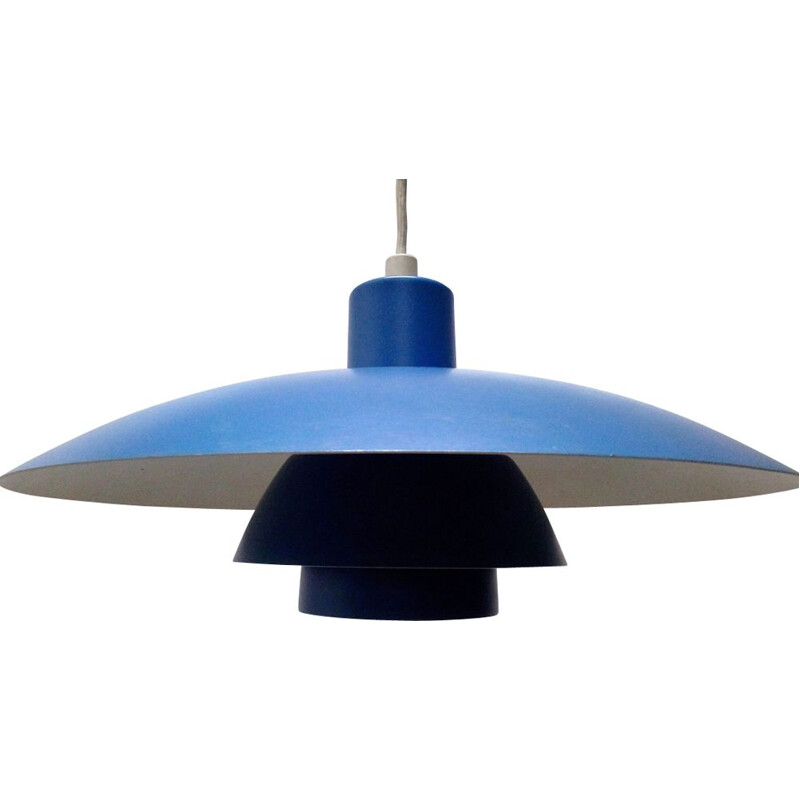 Vintage PH 43 Poul Henningsen hanging lamp for Louis Poulsen