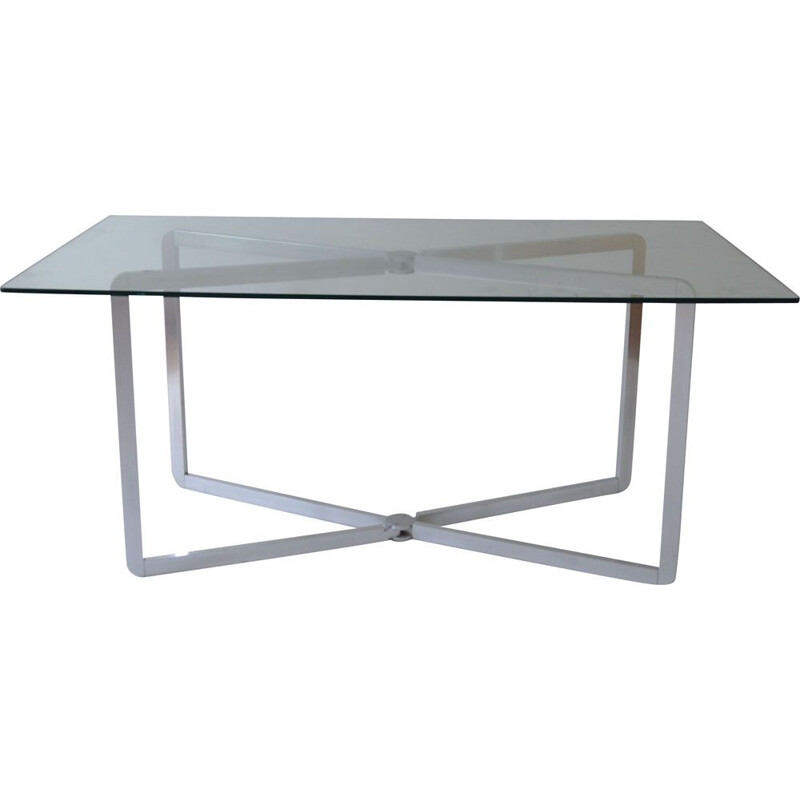 Vintage table by Michel Boyer for ROUVE