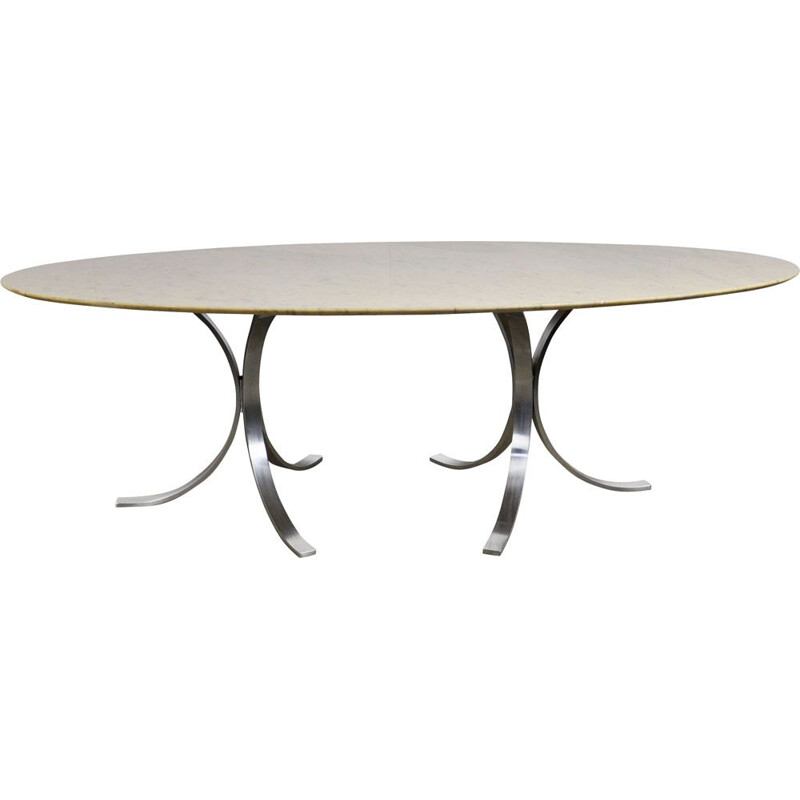 Vintage dinnig table by Osvaldo Borsani for Tecno 1970s