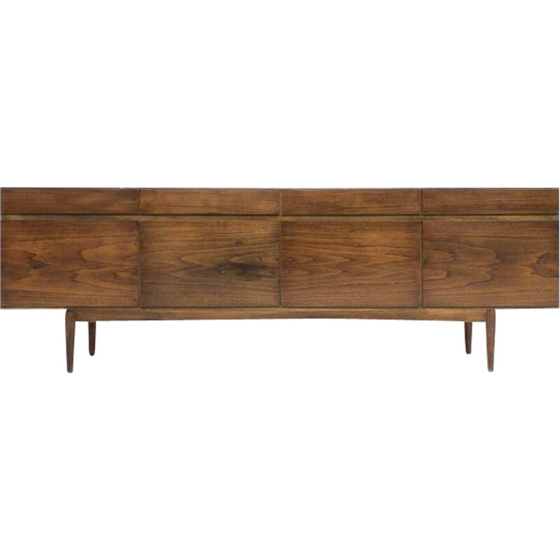 Scandinavian vintage model FA 66 sideboard for Faarup in rosewood 1960