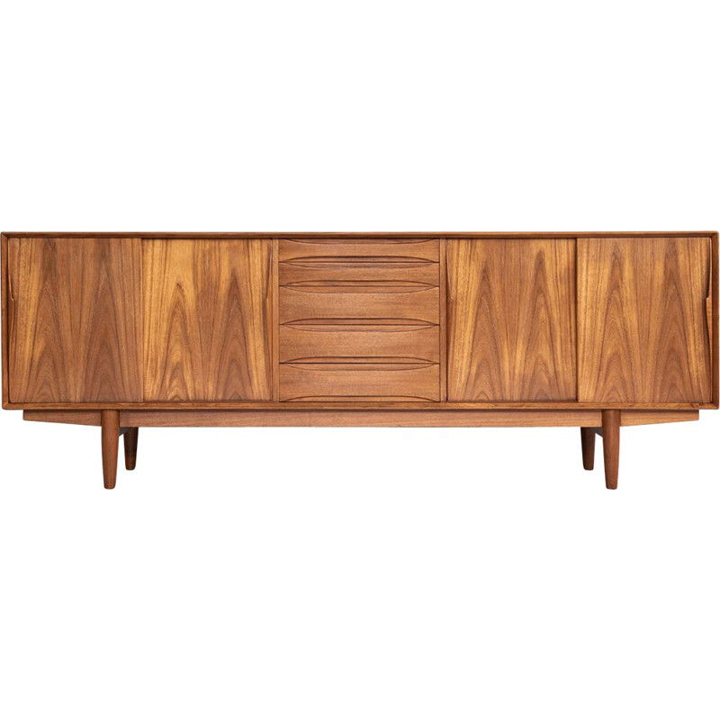 Vintage sideboard in teak by Arne Vodder for Dyrlund