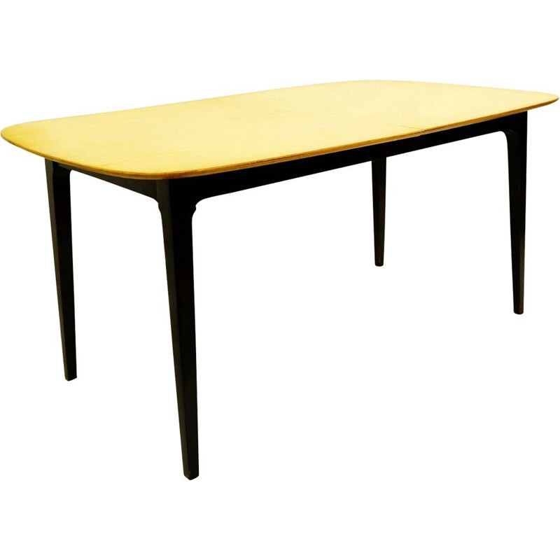 Vintage expandable dinning table 1950