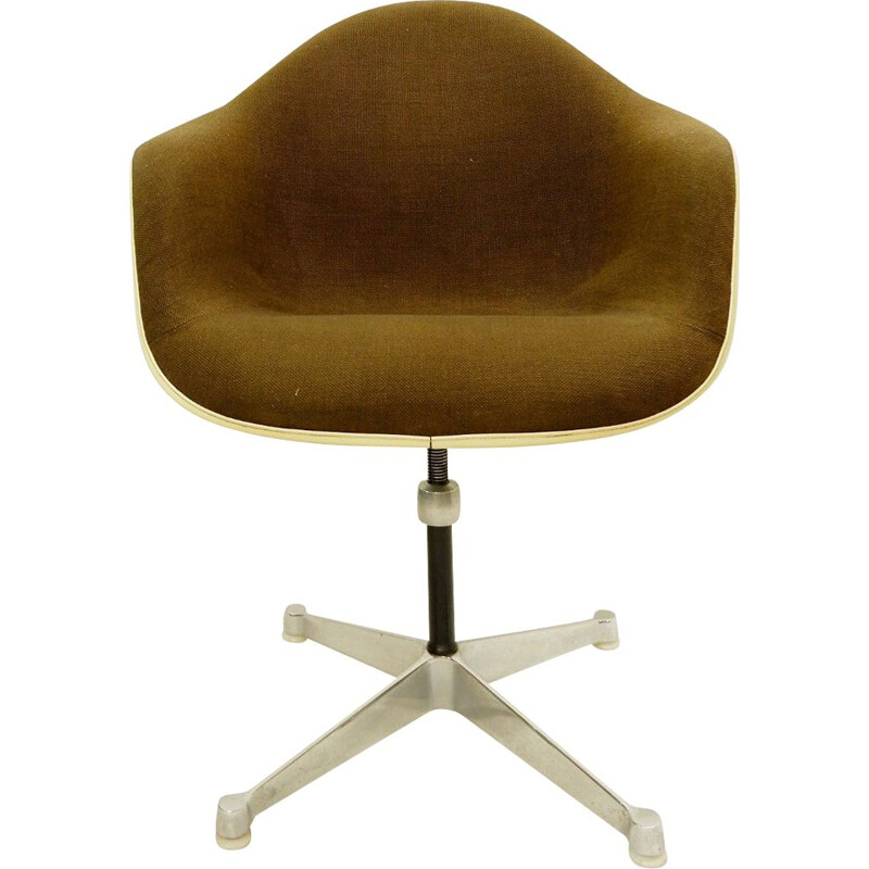 Vintage adjustable armchair by Charles Eames for Herman Miller1960
