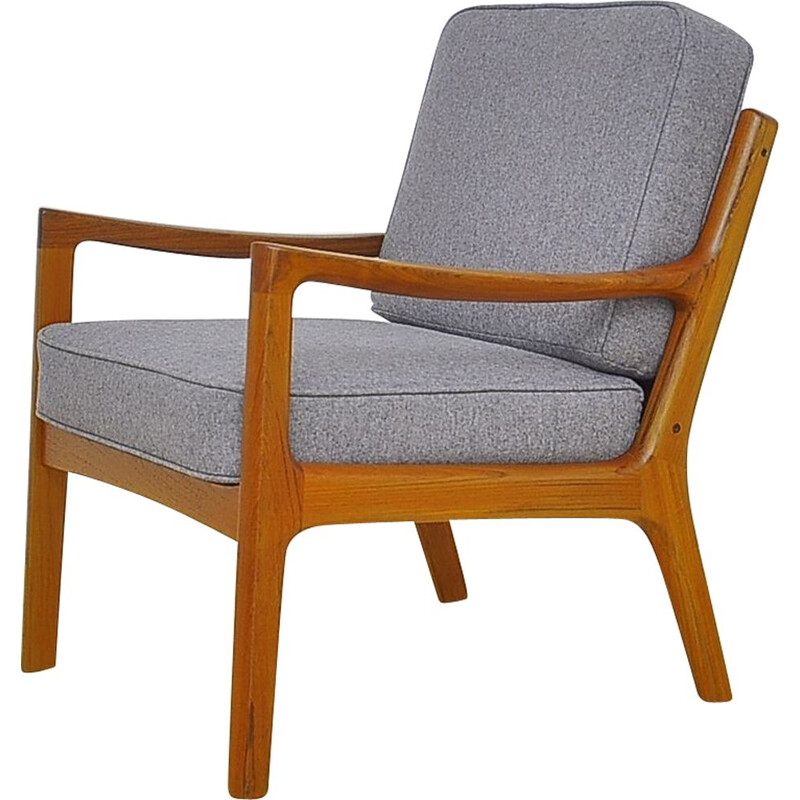 Vintage armchair by Ole Wanscher for France & Søn