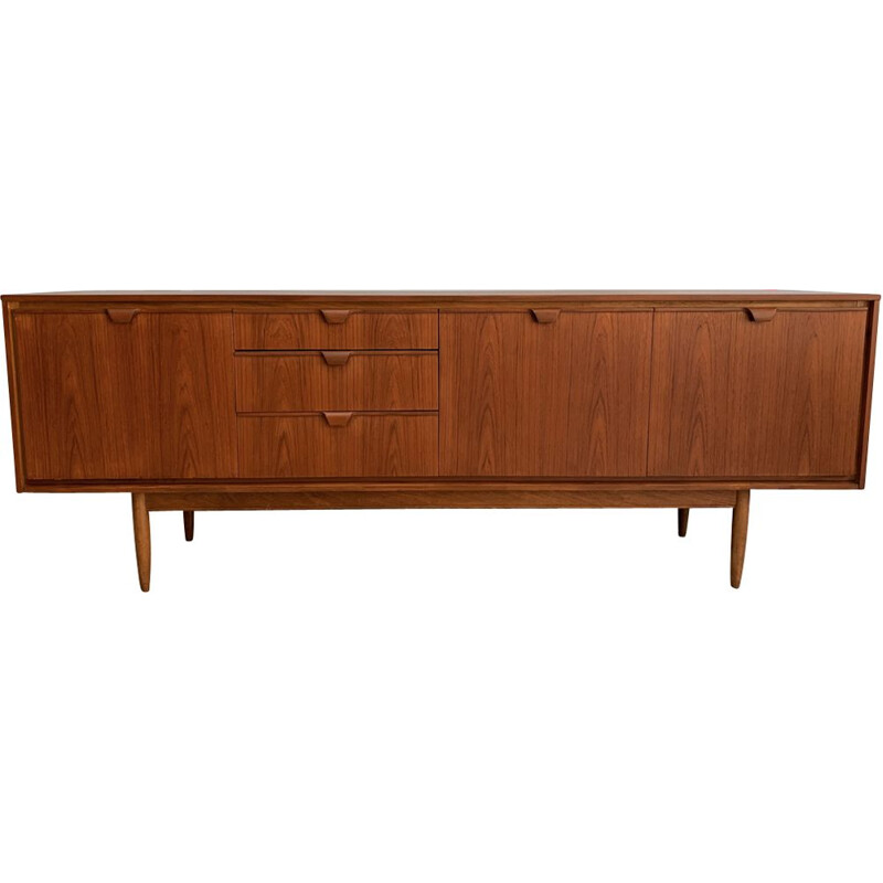 Vintage sideboard for Austinsuite London in teakwood 1960s