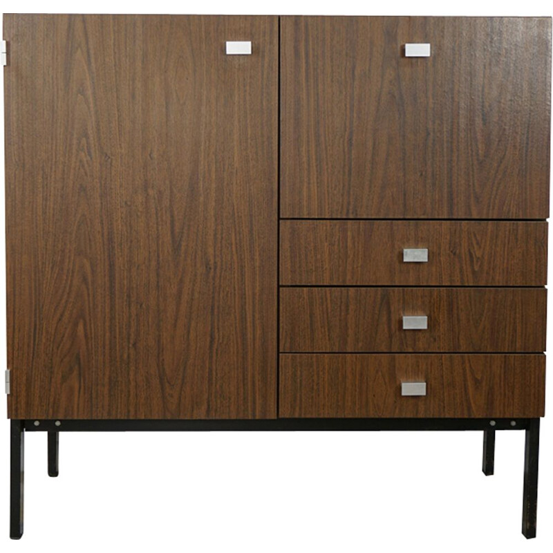 Vintage Pierre Guariche storage furniture for Meurop