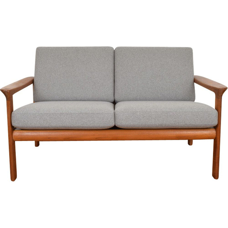 Vintage Danish sofa by Sven Ellekaer for Komfort