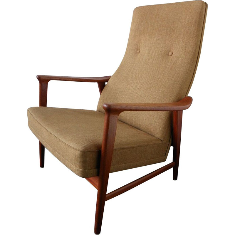 Vintage Swedish Lounge chair from the 60s