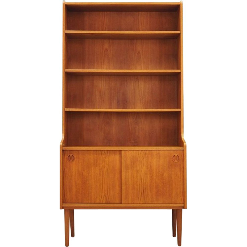 Vintage Bookcase in Teak Danish Design