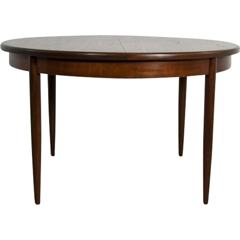 Extendable Fresco table in teak for G-Plan