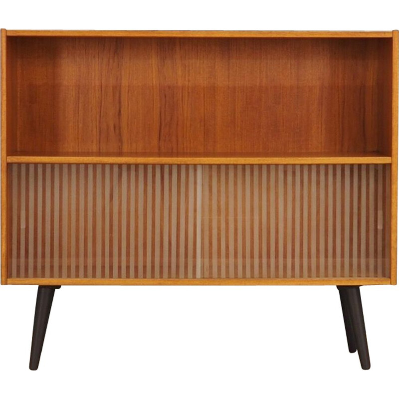 Vintage Clausen & Søn bookcase in teak