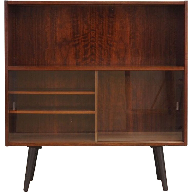 Vintage bookcase rosewood