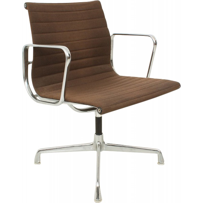Vitra Desk Chair In Metal Charles Ray Eames 1960s Design Market
