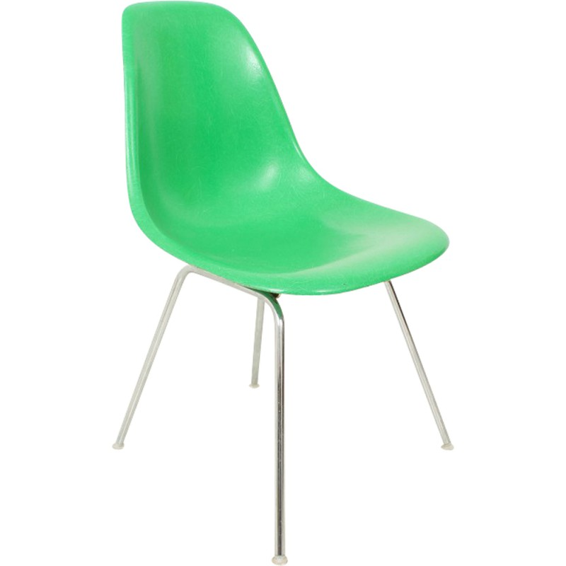 Herman Miller Kelly Green Chair Charles Ray Eames 1960s
