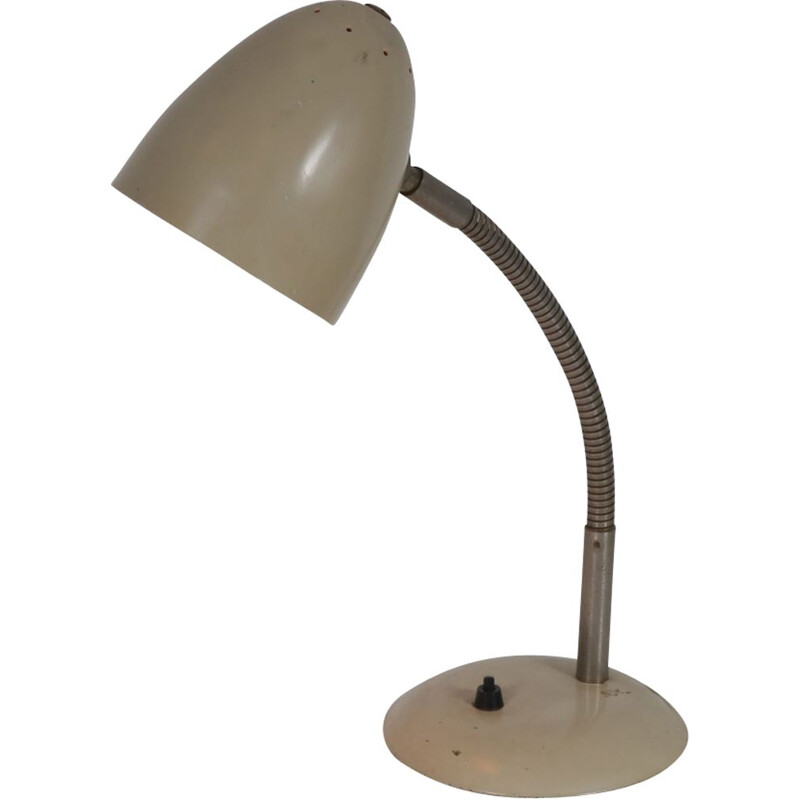 Vintage desk lamp for Hala 1950