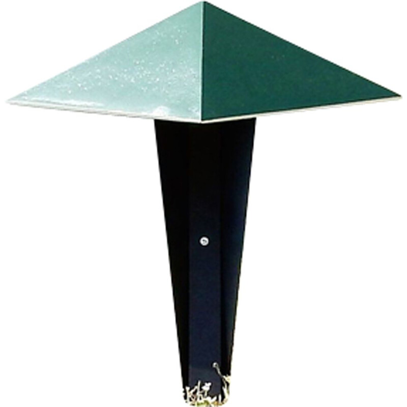 Vintage garden floor lamp for Raak,1970