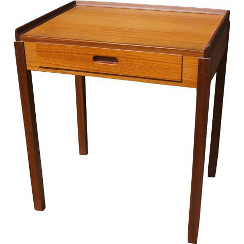 Vintage Danish night stand from the 60s