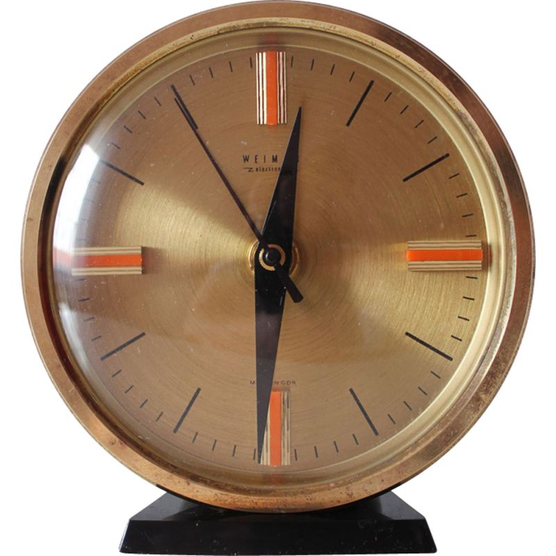 Vintage german clock from the 60s