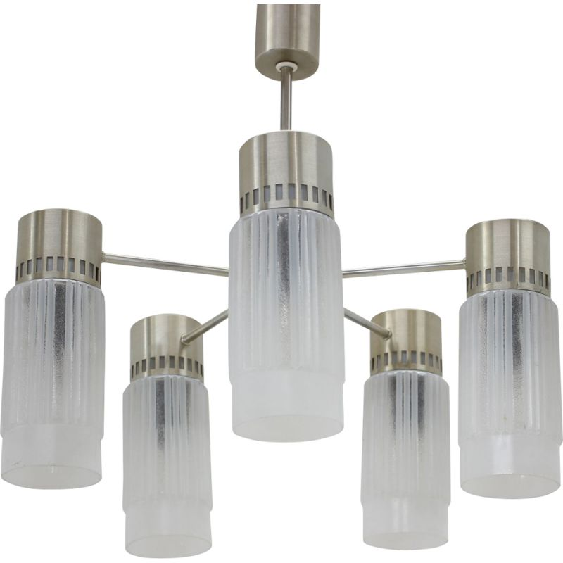 Vintage german chandelier from the 70s