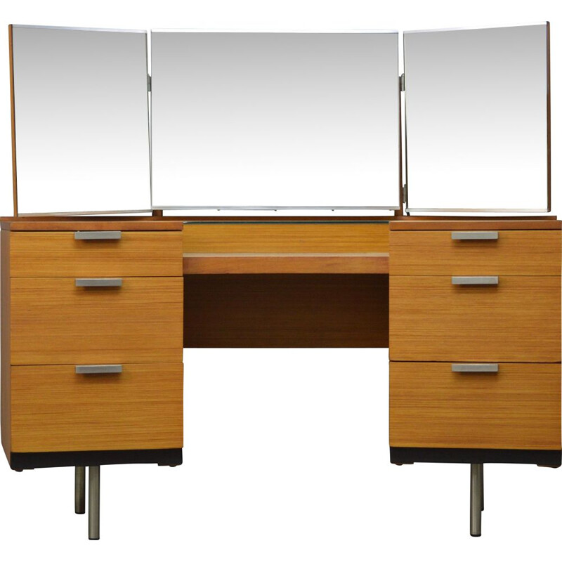 Vintage dressing table by John and Sylvia Reid for Stag 1960s