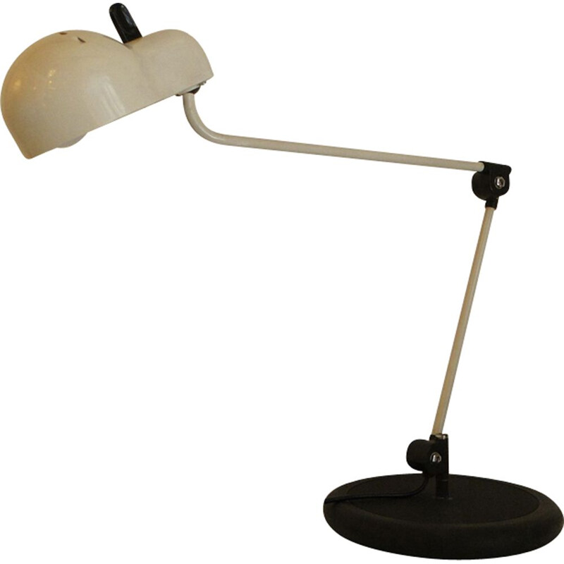Topo vintage lamp by Joe Colombo for Stilnovo