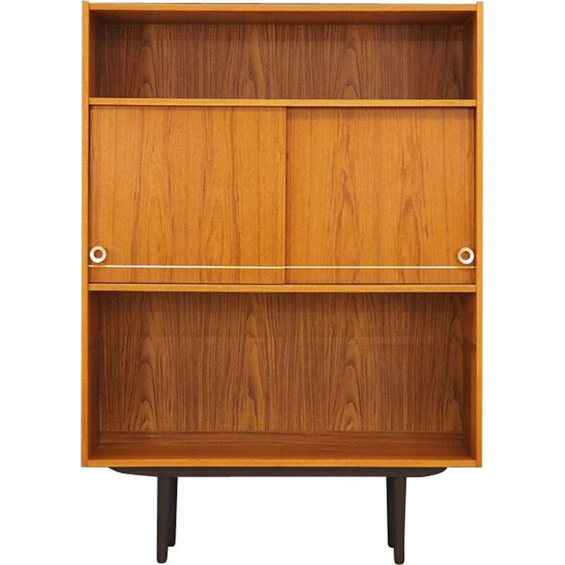 Vintage Danish bookcase in teak from the 60s