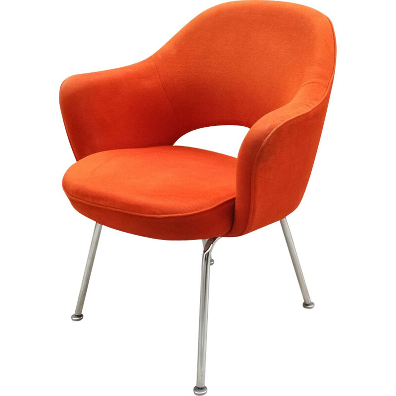 Vintage Conference armchair by Eero Saarinen for Knoll International,1960