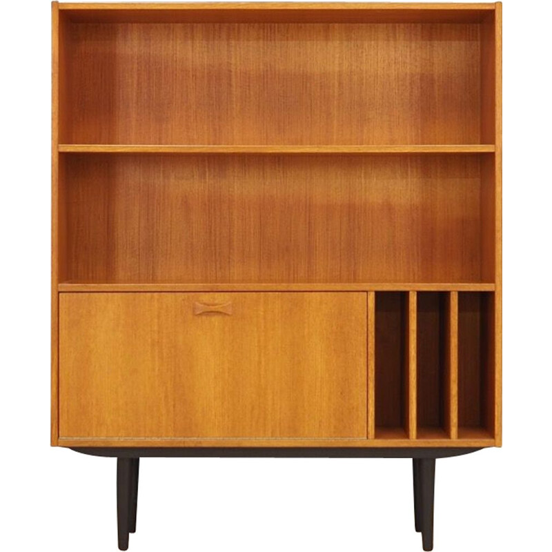 Vintage bookcase Clausen & Son in teak 1960-70s