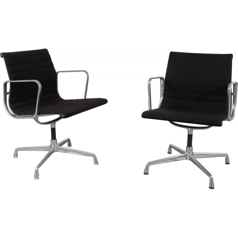 Vintage chair EA108 Hopsak by Charles & Ray Eames for Vitra, Germany 2000s