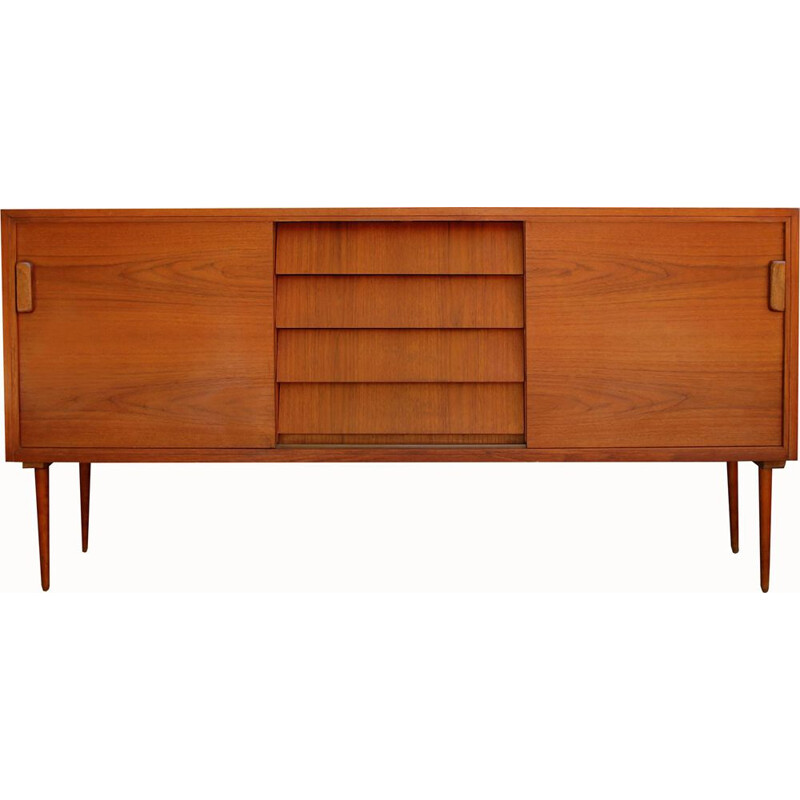 Vintage sideboard in teak from the 60s