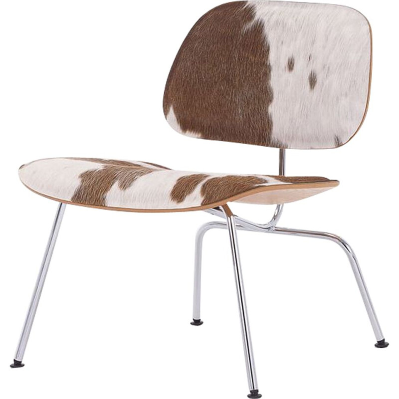 """LCM"" calfs skin lounge chair by Charles and Ray Eames for VITRA"