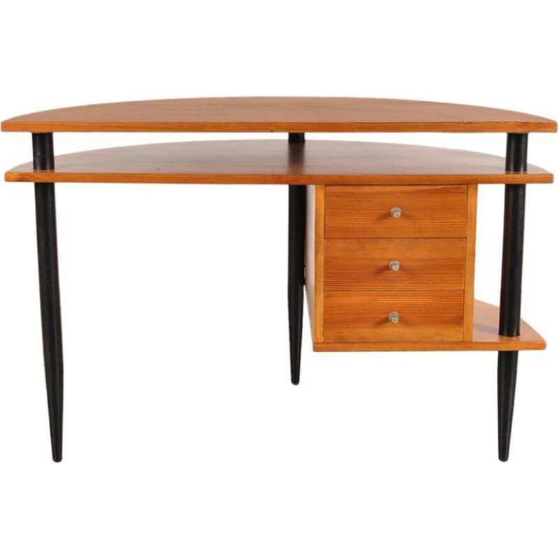 Vintage Scandinavian desk from the 50s