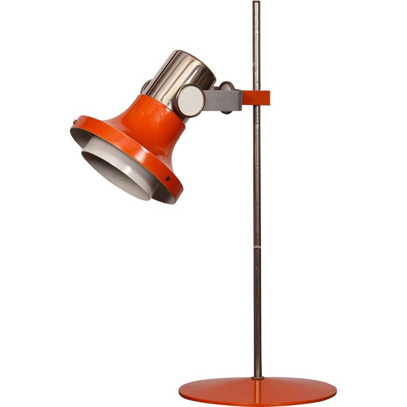 Vintage table lamp by Pavel Grus,1960